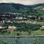 Bullay 1965 ohne Neubaugebiete